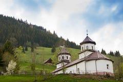 εκκλησία ρουμάνικα Στοκ εικόνα με δικαίωμα ελεύθερης χρήσης
