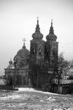 εκκλησία ρωσικά Στοκ Φωτογραφία