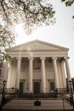 Εκκλησία, σαβάνα Γεωργία Στοκ Εικόνες