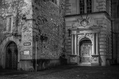 Εκκλησία σε Λουκέρνη Στοκ εικόνα με δικαίωμα ελεύθερης χρήσης