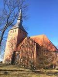 Εκκλησία σε Cisowo Πολωνία στοκ φωτογραφία με δικαίωμα ελεύθερης χρήσης
