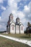 Εκκλησία σε Darosava Στοκ εικόνες με δικαίωμα ελεύθερης χρήσης