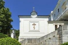 Εκκλησία σε Livadia Στοκ Εικόνες