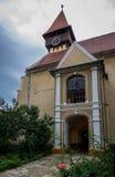 Εκκλησία σε Miercurea Sibiului στοκ εικόνα