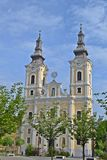 Εκκλησία σε Miskolc στοκ εικόνες με δικαίωμα ελεύθερης χρήσης