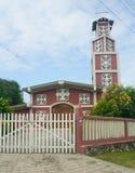 Εκκλησία σε Olon Ισημερινός Στοκ φωτογραφίες με δικαίωμα ελεύθερης χρήσης