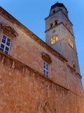 Εκκλησία σε Sibenik Κροατία Στοκ Εικόνα