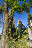 εκκλησία σε Sighisoara Στοκ εικόνες με δικαίωμα ελεύθερης χρήσης