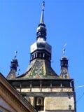 εκκλησία σε Sighisoara Στοκ Φωτογραφία