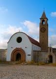 Εκκλησία σημαδιών Αγίου στο νησί της Ρόδου Στοκ φωτογραφίες με δικαίωμα ελεύθερης χρήσης