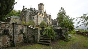 Εκκλησία Σκωτία του ST Conans στοκ φωτογραφία