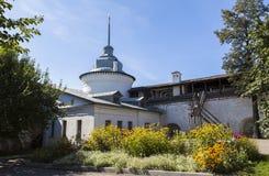 Εκκλησία στην πόλη YAROSLAVL, Ρωσία Στοκ φωτογραφία με δικαίωμα ελεύθερης χρήσης