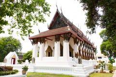 Εκκλησία στην Ταϊλάνδη Στοκ Εικόνες