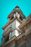 Εκκλησία στη Βουδαπέστη, Ουγγαρία Στοκ Φωτογραφία