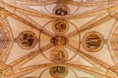 Εκκλησία Στοκχόλμη Σουηδία της Klara Santa Στοκ φωτογραφία με δικαίωμα ελεύθερης χρήσης