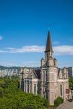 Εκκλησία στοματικού Ευαγγέλιου Jiangbei Chongqing Στοκ φωτογραφία με δικαίωμα ελεύθερης χρήσης