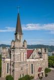 Εκκλησία στοματικού Ευαγγέλιου Jiangbei Chongqing Στοκ Εικόνες