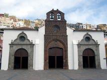 Εκκλησία στο Λα Gomera του San Sebastian de Στοκ φωτογραφίες με δικαίωμα ελεύθερης χρήσης