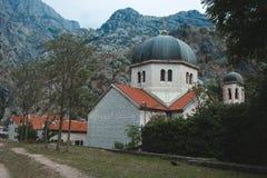 Εκκλησία στο Μαυροβούνιο στοκ εικόνες με δικαίωμα ελεύθερης χρήσης