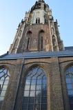 Εκκλησία στο Ντελφτ, Άμστερνταμ στοκ εικόνα