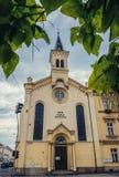 Εκκλησία στο Πίλζεν Στοκ εικόνες με δικαίωμα ελεύθερης χρήσης
