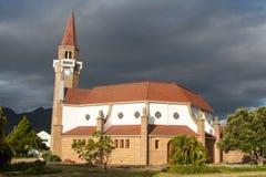 Εκκλησία στο Στάνφορντ στοκ εικόνες με δικαίωμα ελεύθερης χρήσης