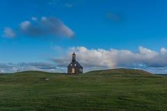 Εκκλησία στο Hill Στοκ φωτογραφία με δικαίωμα ελεύθερης χρήσης