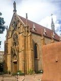 Εκκλησία στο New Mexico στοκ φωτογραφία με δικαίωμα ελεύθερης χρήσης