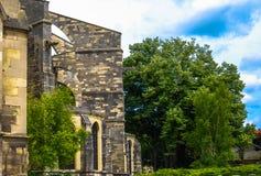 Εκκλησία στο Reims Στοκ εικόνες με δικαίωμα ελεύθερης χρήσης