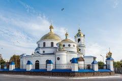 Εκκλησία της ανάβασης Στοκ εικόνα με δικαίωμα ελεύθερης χρήσης