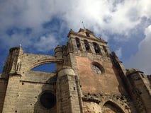 Εκκλησία της Ανδαλουσίας Στοκ Εικόνες