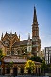 Εκκλησία της Βαρκελώνης Στοκ εικόνα με δικαίωμα ελεύθερης χρήσης