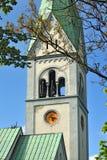 Εκκλησία της βασίλισσας Luisa (Luisenkirche) Kaliningrad (στο παρελθόν Koen Στοκ φωτογραφίες με δικαίωμα ελεύθερης χρήσης