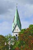Εκκλησία της βασίλισσας Luisa (Luisenkirche) Kaliningrad (στο παρελθόν Koen Στοκ Εικόνες