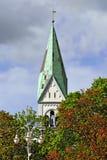 Εκκλησία της βασίλισσας Luisa (Luisenkirche) Kaliningrad (στο παρελθόν Koen Στοκ Φωτογραφίες