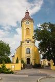 Εκκλησία της θείας καρδιάς Στοκ φωτογραφία με δικαίωμα ελεύθερης χρήσης