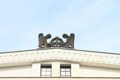 Εκκλησία της ιερής καρδιάς Στοκ Εικόνες