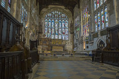 Εκκλησία της ιερής τριάδας σε stratford-επάνω-Avon στοκ φωτογραφία με δικαίωμα ελεύθερης χρήσης
