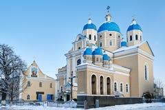 Εκκλησία της καθόδου του ιερού πνεύματος Στοκ Φωτογραφία