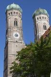 Εκκλησία της κυρίας μας (Frauenkirche), Μόναχο Στοκ Εικόνες