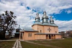 Εκκλησία της μεσολάβησης Στοκ φωτογραφία με δικαίωμα ελεύθερης χρήσης