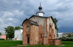 Εκκλησία της Παρασκευής του ST Paraskeva Στοκ Εικόνα