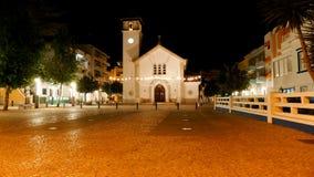 Εκκλησία της Πορτογαλίας, Αλγκάρβε στοκ εικόνες με δικαίωμα ελεύθερης χρήσης