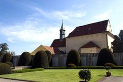 Εκκλησία της Πράγας Στοκ εικόνες με δικαίωμα ελεύθερης χρήσης