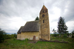 Εκκλησία της Ρουμανίας - Strei Στοκ εικόνα με δικαίωμα ελεύθερης χρήσης