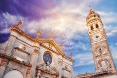 Εκκλησία της Σάντα Μαρία Φορμόζα (Di Σάντα Μαρία Φορμόζα Chiesa), Βενετία στοκ εικόνες με δικαίωμα ελεύθερης χρήσης