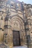 Εκκλησία της Σάντα Μαρία de Λα Asuncion, Arcos de Λα Frontera, Spai Στοκ φωτογραφίες με δικαίωμα ελεύθερης χρήσης