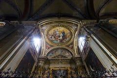 Εκκλησία της Σάντα Μαρία Sopra Minerva, Ρώμη, Ιταλία Στοκ φωτογραφία με δικαίωμα ελεύθερης χρήσης