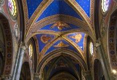Εκκλησία της Σάντα Μαρία Sopra Minerva, Ρώμη, Ιταλία Στοκ φωτογραφίες με δικαίωμα ελεύθερης χρήσης