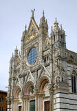 Εκκλησία της Σιένα Στοκ φωτογραφία με δικαίωμα ελεύθερης χρήσης